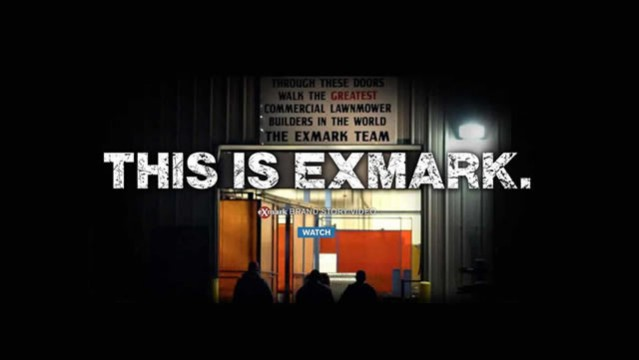 This is Exmark Brand Story